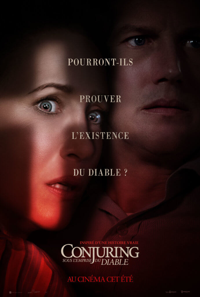 Conjuring 3 bande annonce